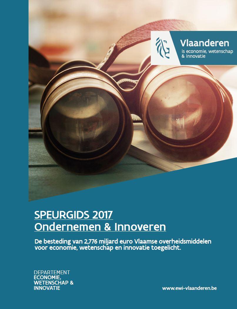 """Nieuwe """"Speurgids 2017"""" nu beschikbaar"""