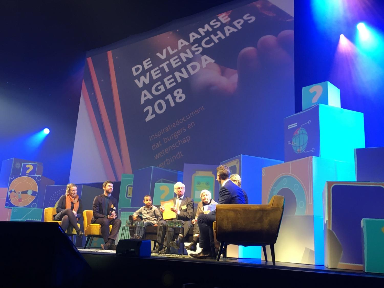 Vlaamse Wetenschapsagenda: FWO bundelt ruim tienduizend vragen van burgers
