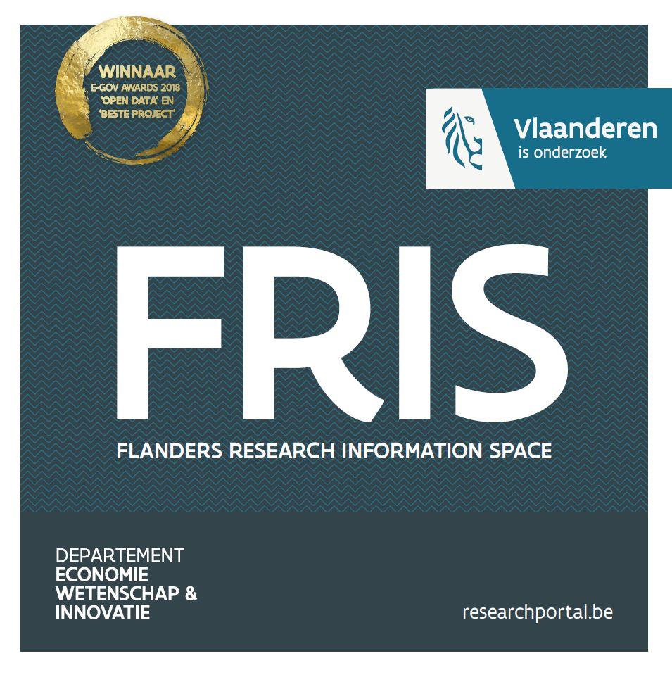 Nieuwe brochure licht toe hoe je de onderzoeksgegevens van FRIS gebruikt