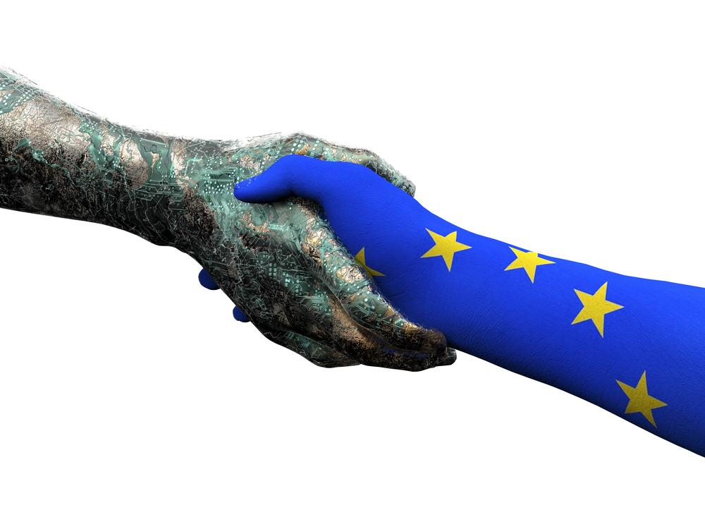 """Europa zoekt experten """"kunstmatige intelligentie"""""""