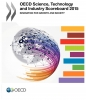 Cover OECD Science, Technology and Industry Scoreboard