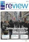 EWI Review 12 | Entrepreneurship in Flanders: who dares | January 2011